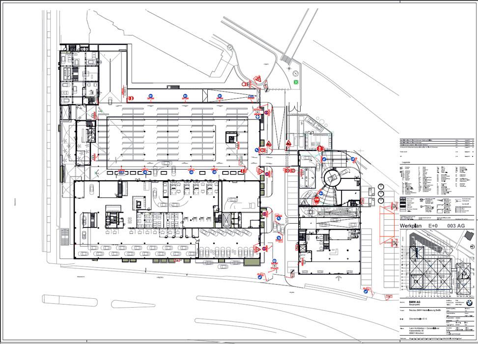 neue bmw niederlassung in berlin. Black Bedroom Furniture Sets. Home Design Ideas